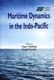 Maritime Dynamics in the Indo-Pacific, Hardback Book