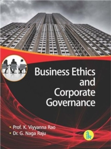 Business Ethics and Corporate Governance, Paperback / softback Book