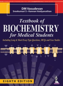 Textbook of Biochemistry for Medical Students, Paperback / softback Book