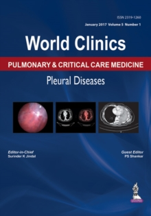 World Clinics: Pulmonary & Critical Care Medicine: Pleural Diseases : Volume 5, Number 1, Hardback Book