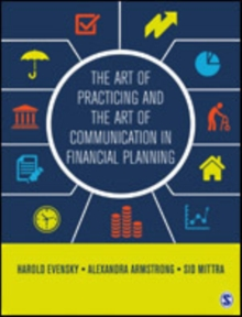 The Art of Practicing and the Art of Communication in Financial Planning, Paperback / softback Book
