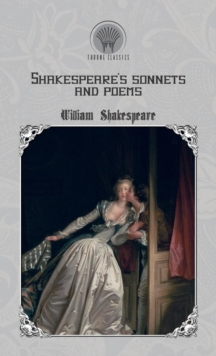 Shakespeare's Sonnets and Poems, Hardback Book
