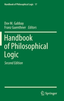 Handbook of Philosophical Logic : Volume 17, Hardback Book