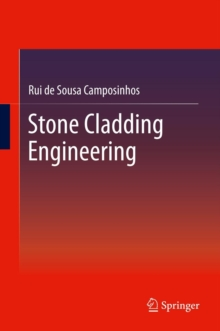 Stone Cladding Engineering, Hardback Book