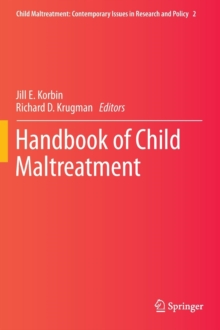 Handbook of Child Maltreatment, Hardback Book