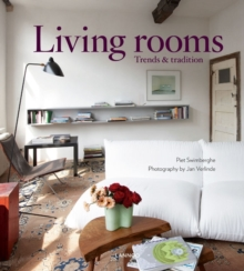 Living Rooms : Trends & Tradition, Hardback Book