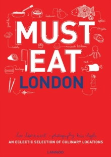 Must Eat London, Hardback Book
