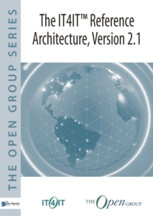 The IT4IT Reference Architecture, Version 2.1, Hardback Book