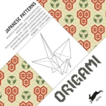 Japanese Patterns : Origami Book, Paperback / softback Book