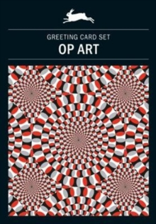 Op Art : Greeting Cards Set, Postcard book or pack Book