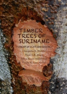 Timber Trees of Suriname : Identification Guide, Paperback / softback Book