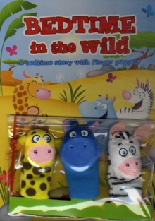 Bedtime in the Wild, Board book Book