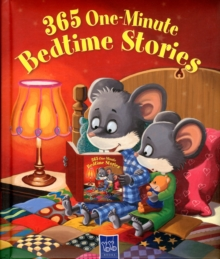 365 One Minute Bedtime Stories, Hardback Book