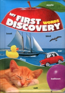 My First Discovery Words, Board book Book