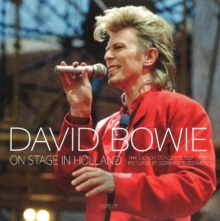 David Bowie : On Stage in Holland, Paperback / softback Book