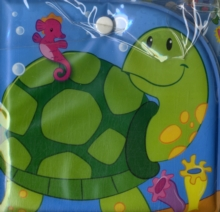 Splash Turtle, Bath book Book