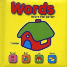 Baby's First Library Words, Board book Book