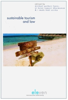 Sustainable Tourism and Law, Hardback Book