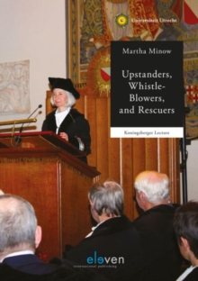 Upstanders, Whistle-Blowers, and Rescuers, Paperback Book