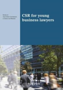 CSR for young business lawyers, Paperback / softback Book