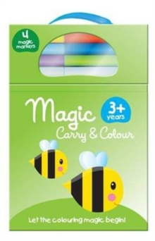 Magic Carry and Colour: Green, Paperback / softback Book