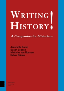 WRITING HISTORY,  Book
