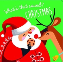 WHATS THAT SOUND CHRISTMAS, Hardback Book