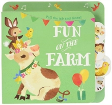 FUN ON THE FARM, Hardback Book