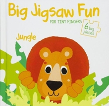 My Very First Puzzle Book: Jungle, Paperback Book