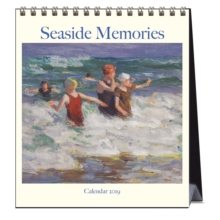 SEASIDE MEMORIES 2019 CALENDAR, Spiral bound Book