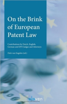 On the Brink of European Law, Paperback Book