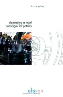 Developing a Legal Paradigm for Parents, Hardback Book