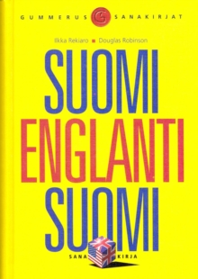 Finnish-English and English-Finnish Dictionary, Hardback Book