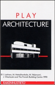 Play Architecture - Playing Cards,  Book