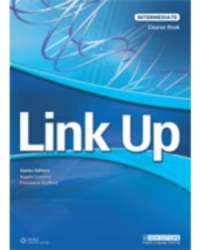 Link Up Intermediate with Audio CD, Mixed media product Book