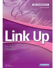 Link Up Pre-intermediate with Audio CD, Mixed media product Book