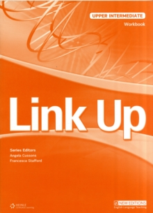 Link Up Upper Intermediate: Workbook, Paperback / softback Book
