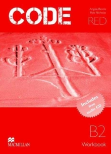 Code Red B2 Workbook with CD, Board book Book
