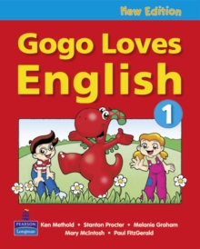 Gogo Loves English Student Book 1, Paperback Book