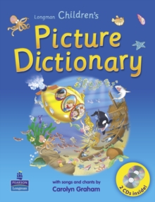 Longman Children's Picture Dictionary with CD, Paperback / softback Book