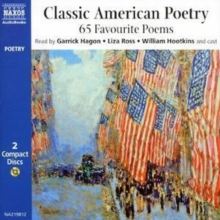 Classic American Poems, CD-Audio Book