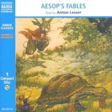 Aesop's Fables, CD-Audio Book