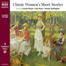 Classic Women's Short Stories, CD-Audio Book