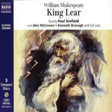 King Lear, CD-Audio Book