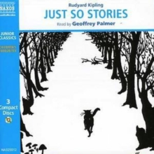 Just So Stories, CD-Audio Book