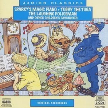 Sparky's Magic Piano and Other Classic Recordings, CD-Audio Book