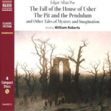 The Fall of the House of Usher and Other Tales, CD-Audio Book