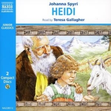 Heidi, CD-Audio Book