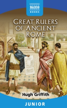 Great Rulers of Ancient Rome, CD-Audio Book