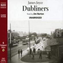 Dubliners (Box Set), CD-Audio Book